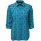 Sherpa Chakra overhemd en blouse lange mouwen Dames petrol